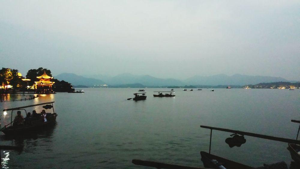 Hangzhou Travelling Being A Tourist XiHu