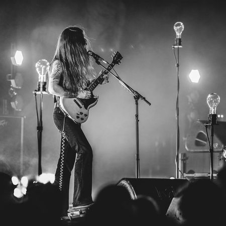EyeEm Selects Concert Photography Concert Blackandwhite Music Stage - Performance Space Musician Crowd Rock Music Rock Musician Electric Guitar