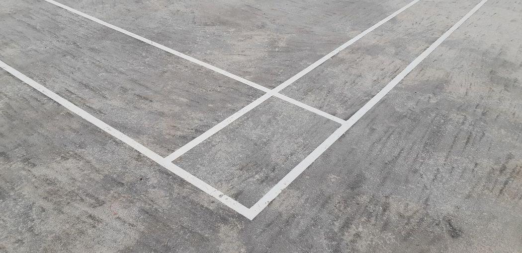 Full frame shot of concrete flooring