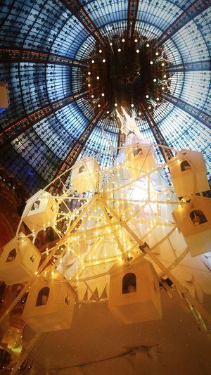 Gallerie la fayette Travel Destinations Architecture Luxury