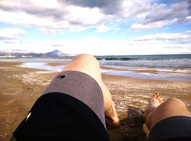 How's The Weather Today? Relaxing Enjoying Life Hello World Landscape Wintercontraculture Alicante Running Travel