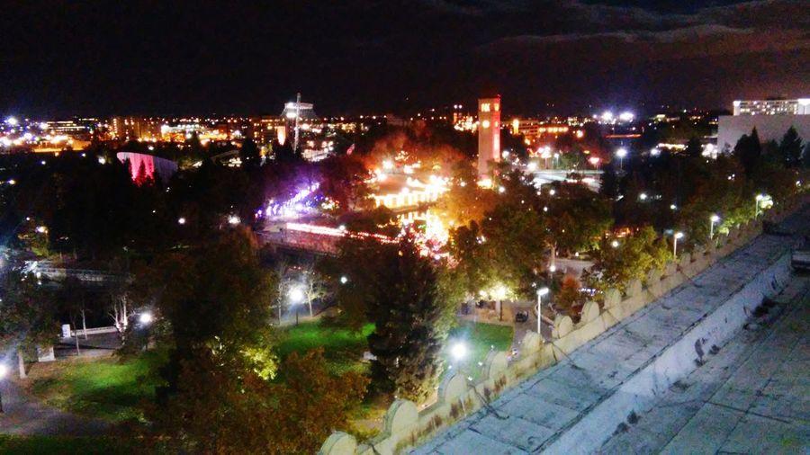 Nite Lights Spokane Wa