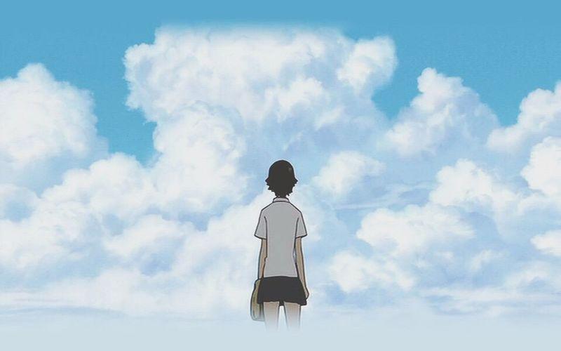 久しぶりに時かけみたけど泣ける 時をかける少女 時かけ 泣ける