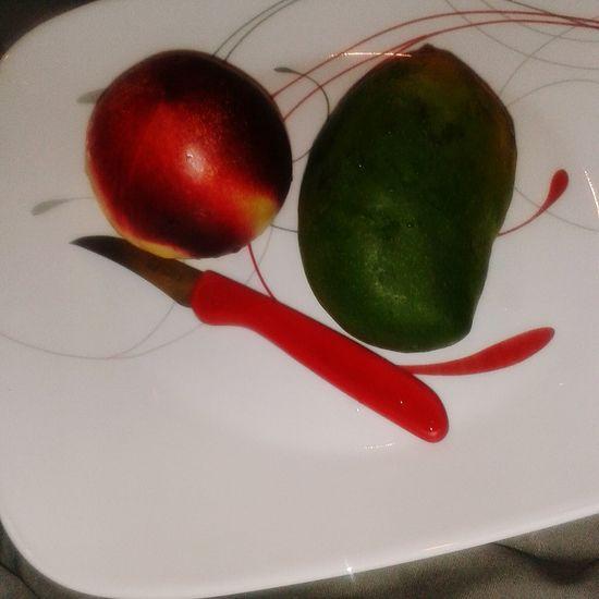 Nectarines Longgreens Breakie