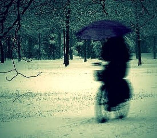 Nient'altro che del Bianco a cui badare. Neve Nevischio Torino Parcoruffini Ombrello Bici Ragazzainbici Bellalaneve Freddo Natura Parco Secondanevedimarzo