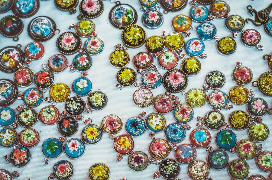 Close-up Multi Colored Jewelry Jewellery Variation Large Group Of Objects No People EyeEm Gallery Beautiful