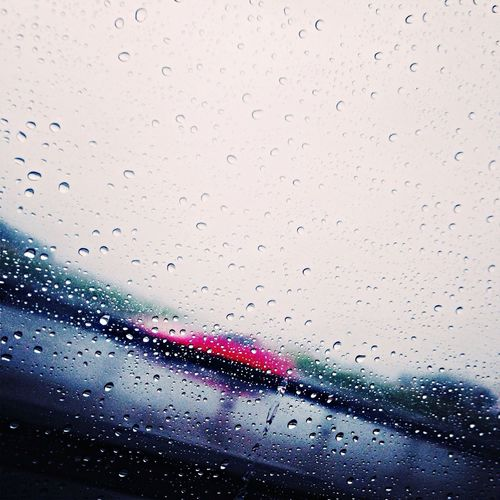 I love rain ?✨ Rain Sky