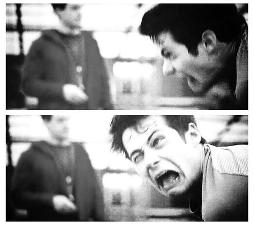Teen Wolf love this face