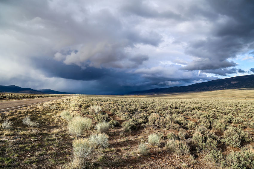 UTAH Cloud EyeEmNewHere Storm Stormy Weather Utah Beauty In Nature Cloud - Sky Countryside Day Landscape Landscape_photography Nature No People Outdoors Scenics Sky Storm Cloud Stormysky