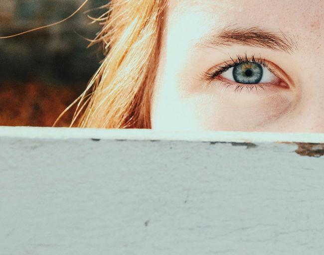 Looking At