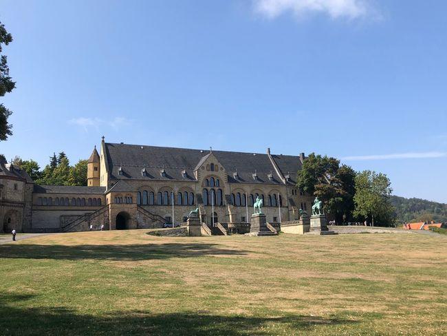 Goslar Kaiserpfalz
