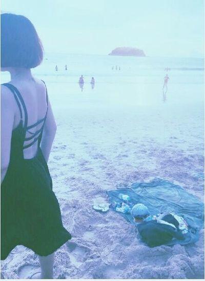 wanna go swimming