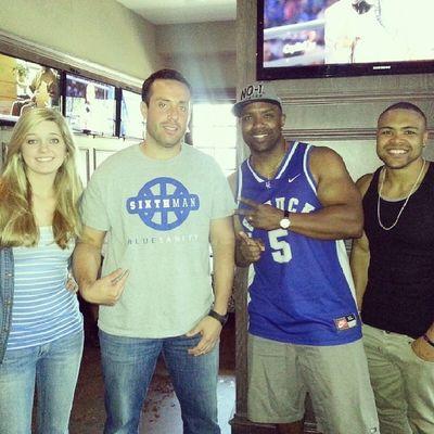 Kentucky in Los Angeles!!! GoCats Championship