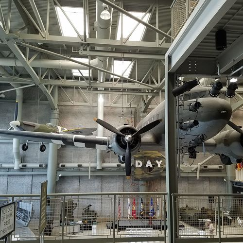 World War II Meseum Worldwar2 Mesuem Samsung Galaxy S7 Edge Plane Fighter Plane Bomber Unfiltered Unedited Dday