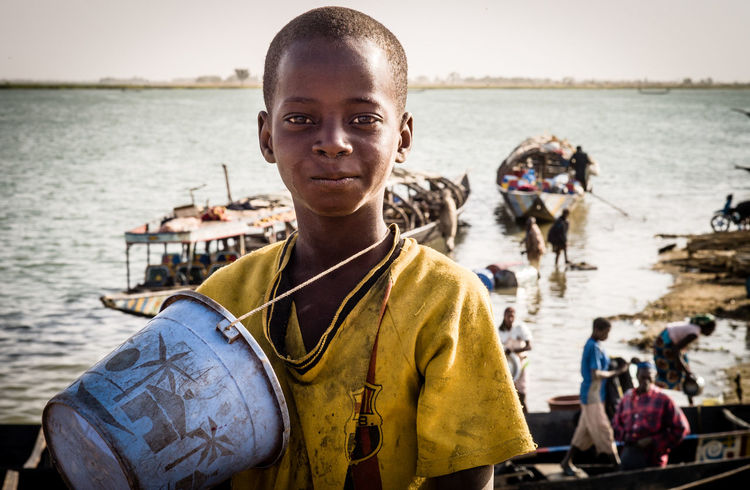 Aura Dessert Malibu Rural Scenes Segou (Mali) The Week on EyeEm Africa Day To Day Charisma Dessert And Water Fishermen's Life Lifestyles Looking At Camera Natural Happiness Niger Portrait Portrait Photography River Rural Scene Sea Segou Smiling Son Of A Fisher