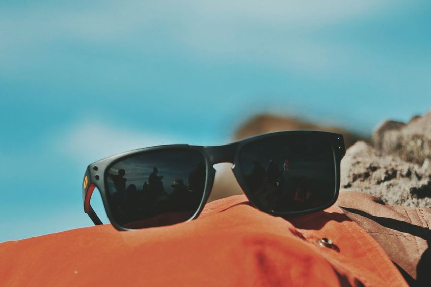 Mood.. Sunglasses Eyewear Summer Sand Red Sky Beach Day Nature Outdoors No People Nature Beauty In Nature People Adult Hiking Canonphotography Adventure Mountain Close-up Indoors  Indoors  Indoors  High Angle View Landscape
