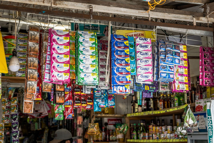 Choice Retail  For Sale Variation Multi Colored Large Group Of Objects Market Store Business Arrangement Abundance No People Collection Market Stall Indoors  Retail Display Hanging Small Business Shopping In A Row Sale Consumerism