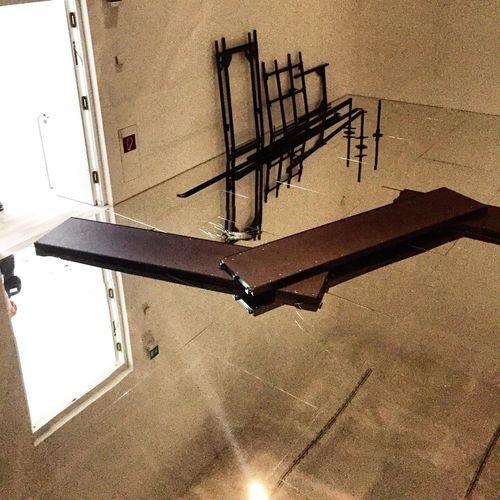 Exhibition Art Mirrors Creepy Dreams Nightmares