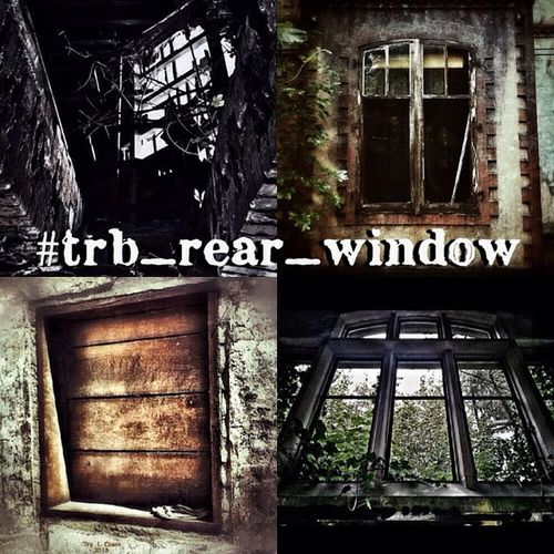 Trailblazers ! This weeks challenge we are tipping our hats to Classic Alfred Hitchcock movies! Trailblazers Rear Window .. Dark, Mysterious, Rustic, even birds etc .. show us your classic window... Tag your classic window (new and old,) unlimited phot Trailblazers_rurex Trb_rear_window