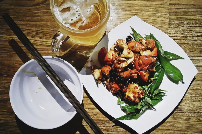 ShareTheMeal Beer Lagi Crabs Delicious ♡ SoDelicious Takemeback Seafoods