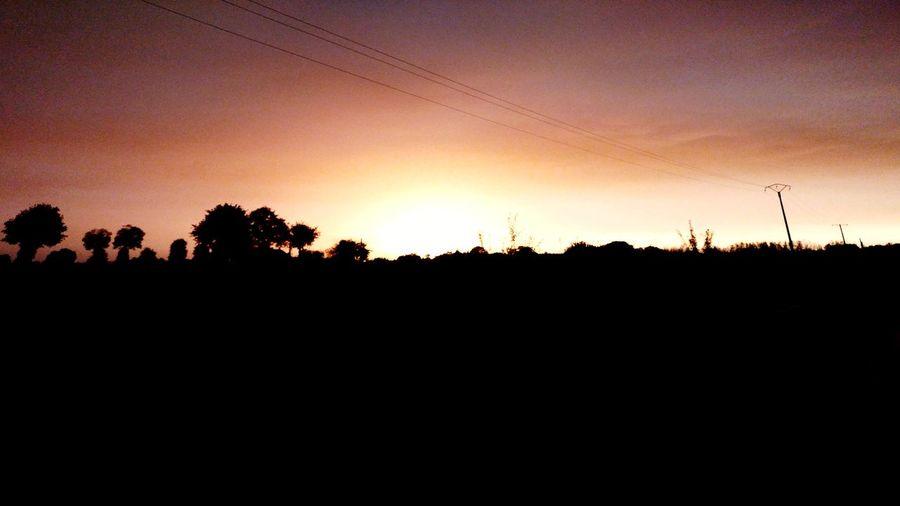 Ombres et lumière Coucherdesoleil Coucher De Soleil Sunset