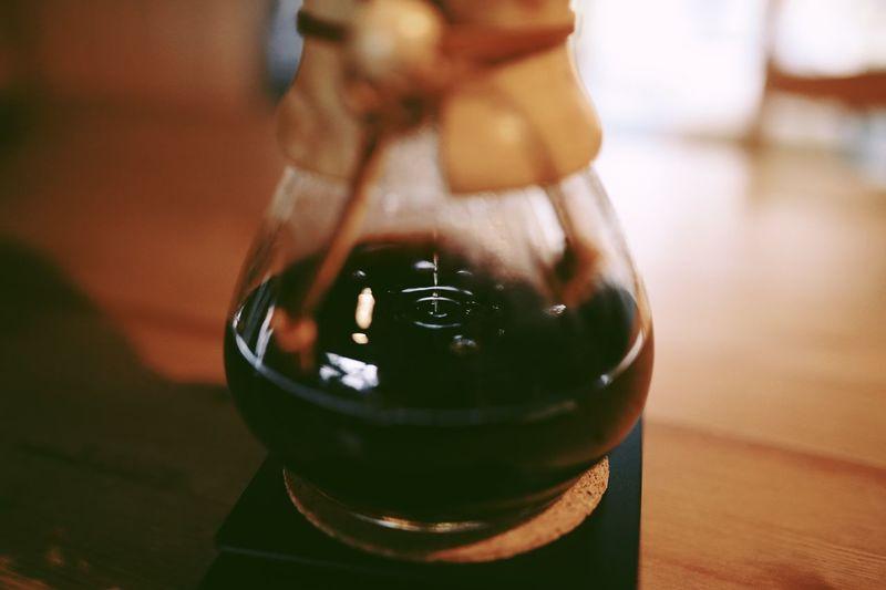 Coffee Focus On