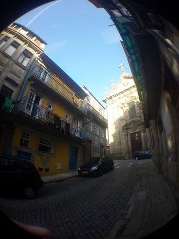 EyeEm Porto Porto Baixa Fisheye