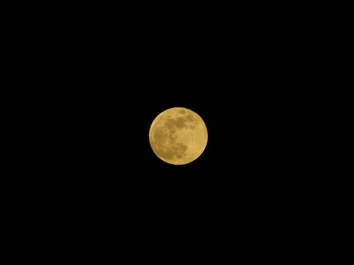 Yellow Moon -