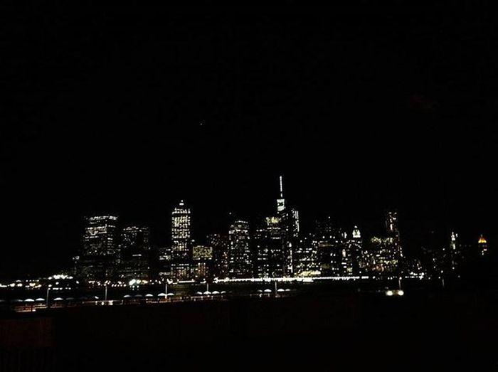 Newyork by night Brooklyn Newyorknewyork NYC Night Sonyphotography Sonyimages SonyA7s SonyA500 WorldTradeCenter Nighttime