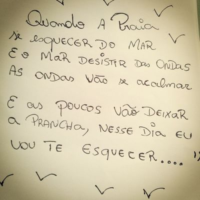 Nesse dia eu vou te esquecer... Gaveta FernandoeSorocaba Fes Song Music love never Life vicio