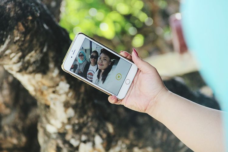 Togetherness is important Sisters Happiness Selfie ♥ Bali, Indonesia Uluwatu Bali