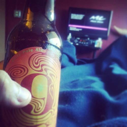 Beerinbed