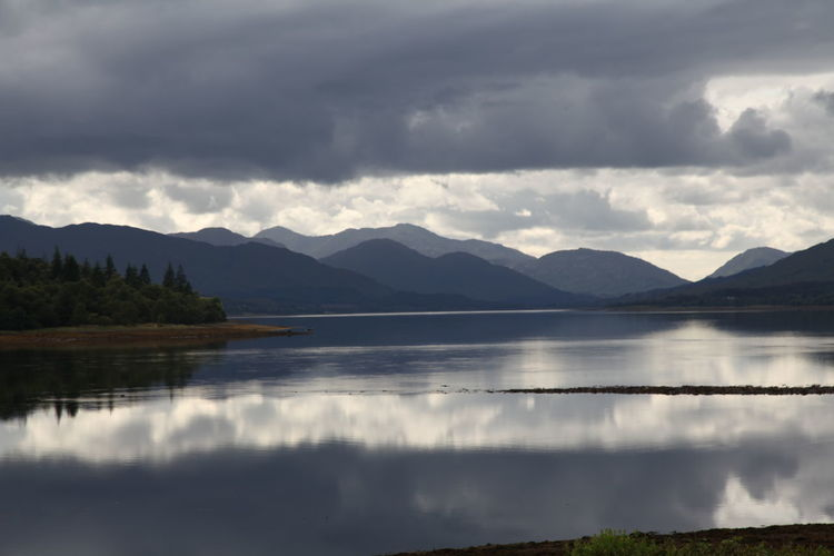 Loch Eil, Corpach, Scotland ... Beauty In Nature Countryside Lake Landscape Loch Eil Mountain Outdoors Scenics Scotland Tranquil Scene Tranquility Water