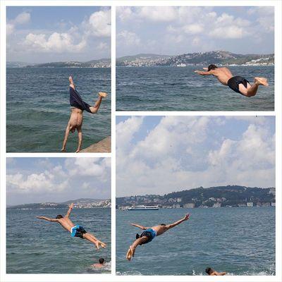 Beykoz'un çocukları uçuyor. :)
