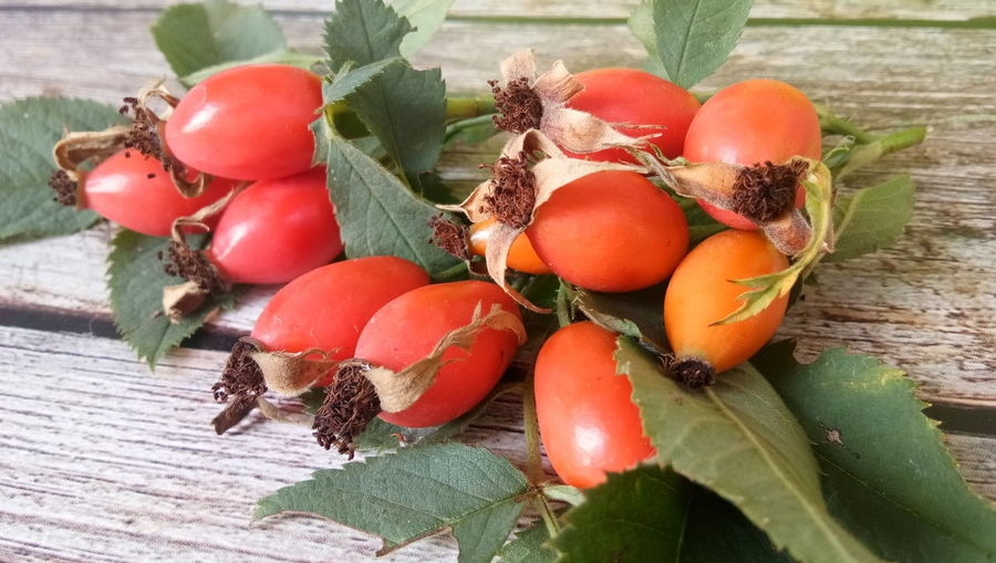 Rose Hip Tomato Close-up Food And Drink