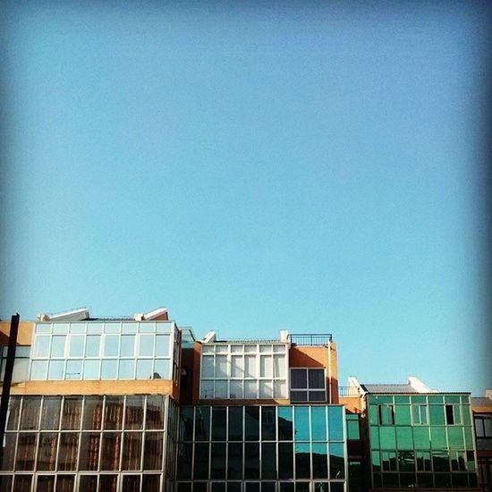 bu bu blu sky,好想去游泳!