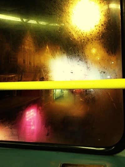 Late Bus Home