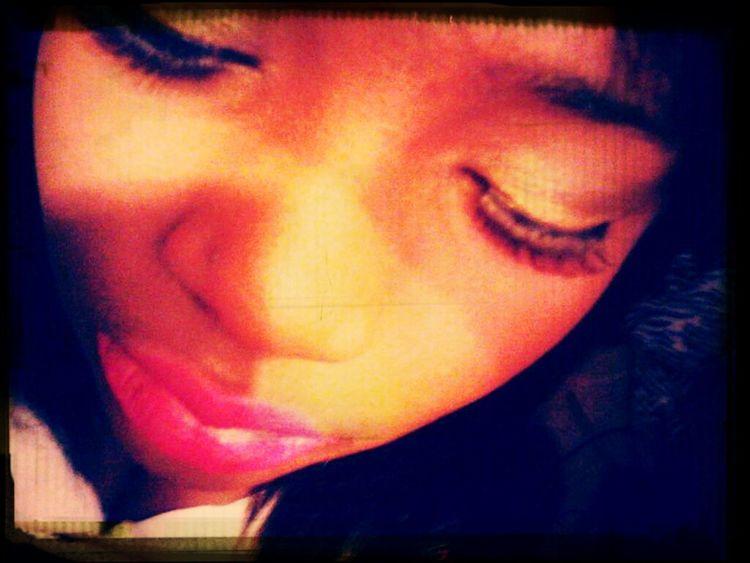 #lips #love #smile #pink #cute #pretty #TeamDarkSkin Falsies