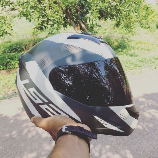 #LAS-2 Helmet #helmet One Person Human Body Part Day Nature Lifestyles Personal Perspective Motor Vehicle