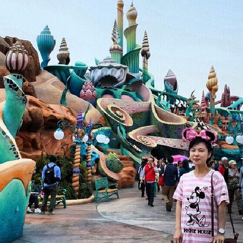 Tokyodisneysea DisneySea Disney Tokyo japan Jp Minnie fashion Costum 20140424