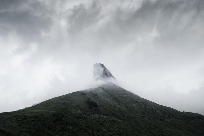 Bannalp Bietstöck Foggy Landscape Mood Nature Switzerland The Great Outdoors - 2017 EyeEm Awards Tranquility