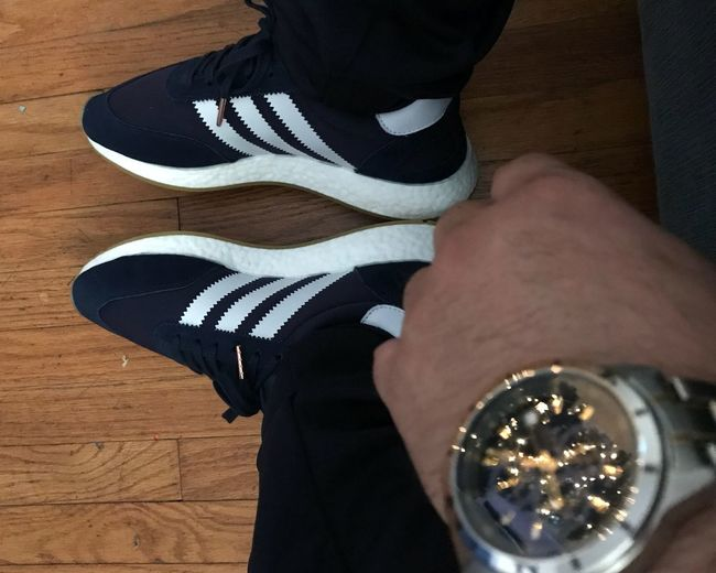 Fresh and New Real People Indoors  High Angle View Casual Clothing Lifestyles Wristwatch Adult Close-up