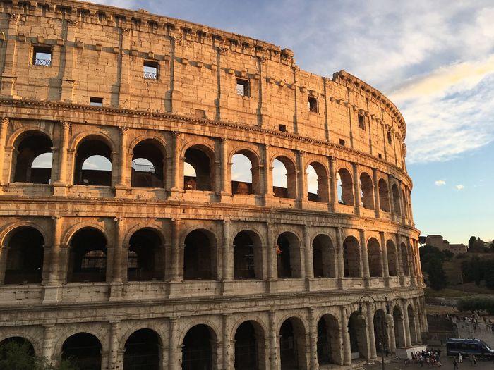 Rome Colosseo First Eyeem Photo