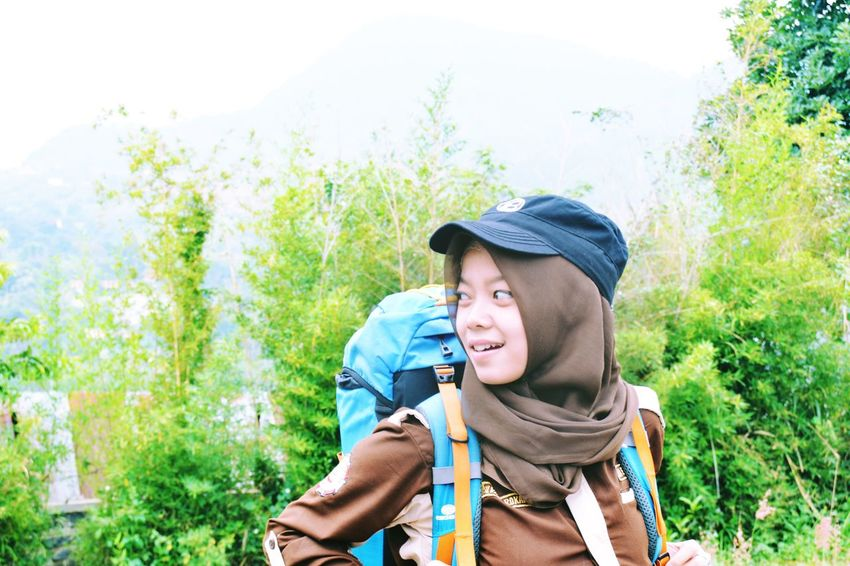 Beautiful Beauty In Nature Boogie Candid Eiger Happy INDONESIA Padjajaran Scout Scouting For Girls Travel Women