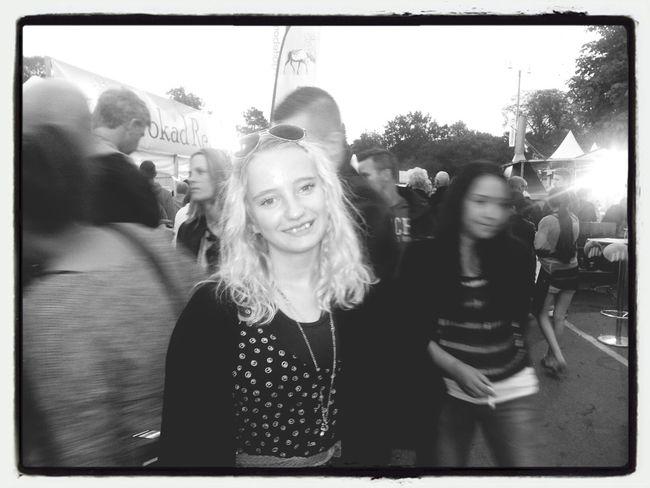 Familymatters Family Matters Daughter Streetohotography Gothenburg culturefestival listening to irish folk music!