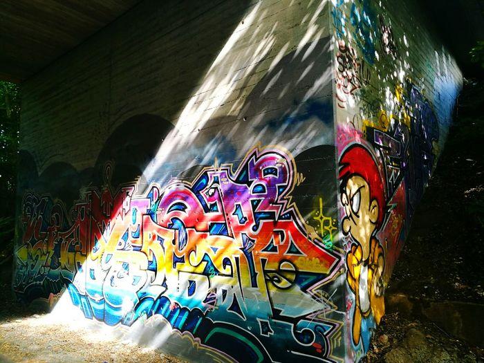 Hidden Graffiti Bayreuth Hidden Gems  Showcase June Home Is Where The Art Is Colour Of Life