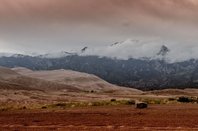 Colorado Greatsanddunesnationalpark