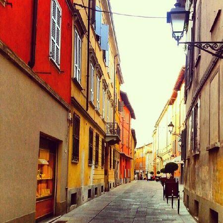 Colours of Reggioemilia