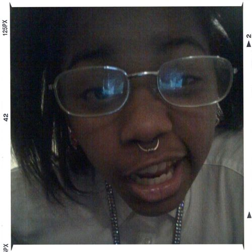 Lhh How Would I Look Wif Glasses
