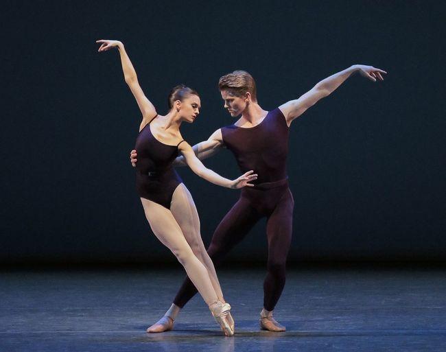 Pas De Deux Balletboy Danseuse étoile Danse Classique